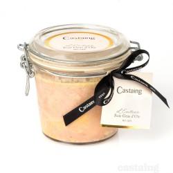 Foie gras d'oca in vaso